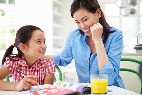 dạy tiếng anh cho bé tại nhà