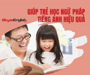 Khóa học tiếng Anh online cho trẻ em